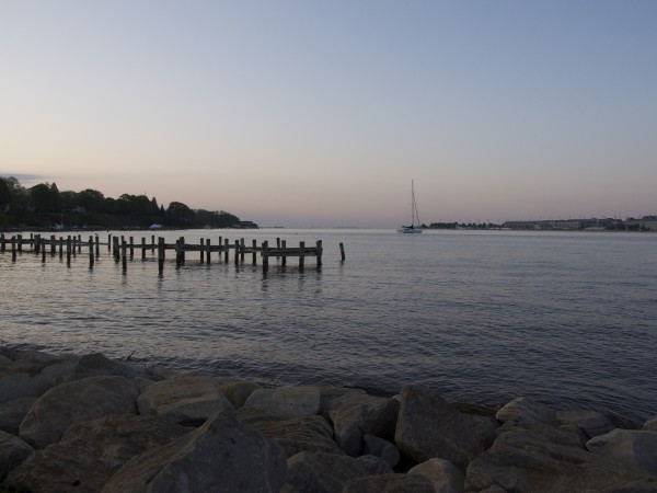 Severn River at Dawn