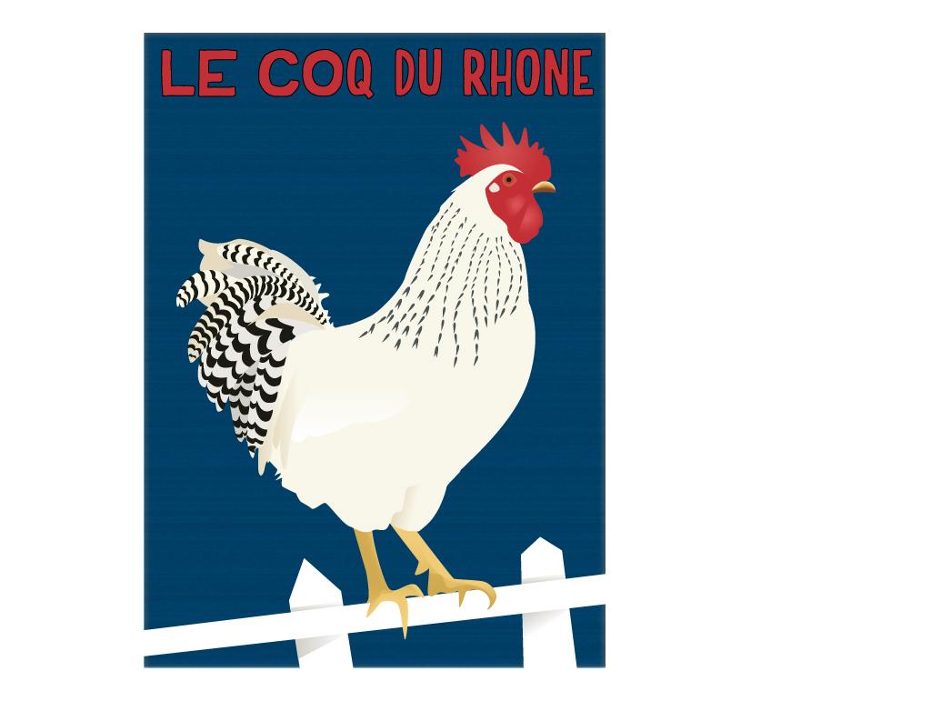 Le Coq Du Rhone