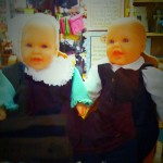 Amish Dolls at Booths Corner